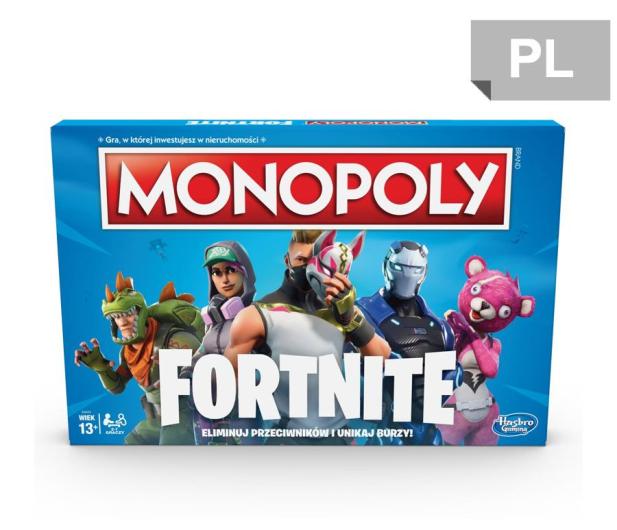 Hasbro Monopoly Fortnite  - 465347 - zdjęcie