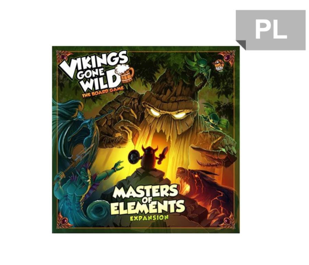 Games Factory Vikings Gone Wild – Masters of Elements - 432686 - zdjęcie