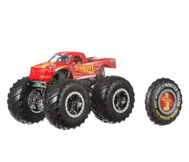 Hot Wheels Monster Trucks Pojazd 1:64 mix - 471504 - zdjęcie
