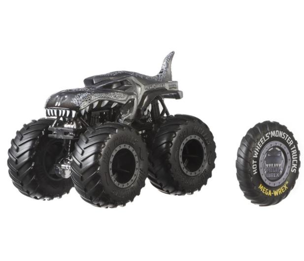 Hot Wheels Monster Trucks Pojazd 1:64 mix - 471504 - zdjęcie 3