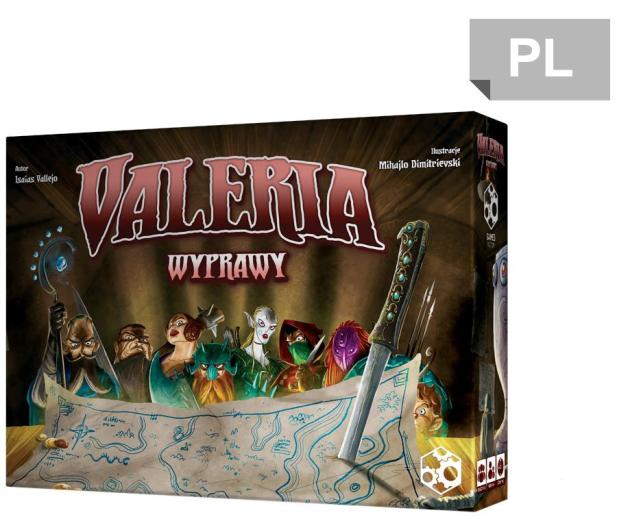 Games Factory Valeria: Wyprawy - 451478 - zdjęcie
