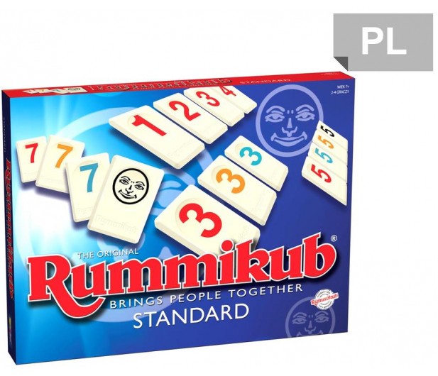 TM Toys Rummikub standard  - 259672 - zdjęcie