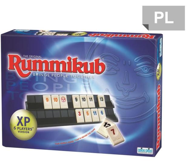 TM Toys Rummikub XP dla 6 graczy - 177502 - zdjęcie