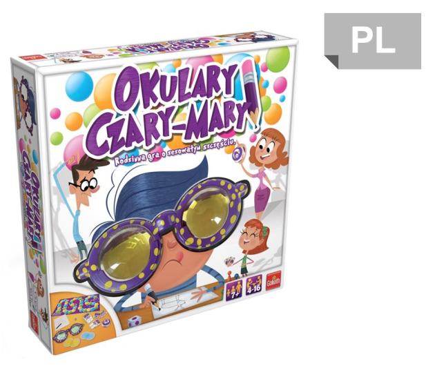 Goliath Okulary Czary-Mary - 405096 - zdjęcie