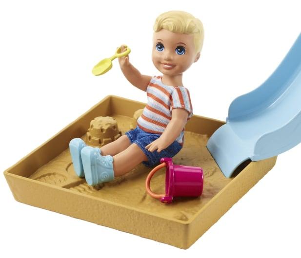 Barbie Skipper Akcesoria Spacerowe Piaskownica - 476434 - zdjęcie 5