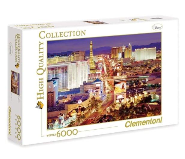 Clementoni Puzzle HQ  Las Vegas - 417268 - zdjęcie