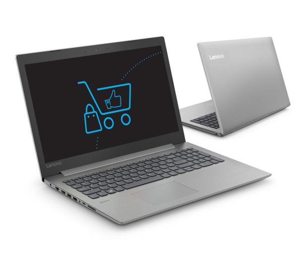 Lenovo Ideapad 330-15 i5-8300H/8GB/1TB GTX1050 Szary - 483252 - zdjęcie