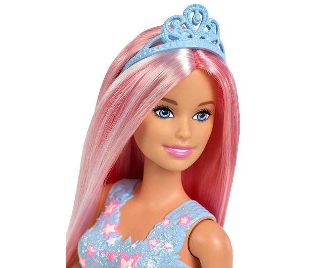 Barbie Fairytale Lalka Księżniczka do czesania  - 471281 - zdjęcie 2