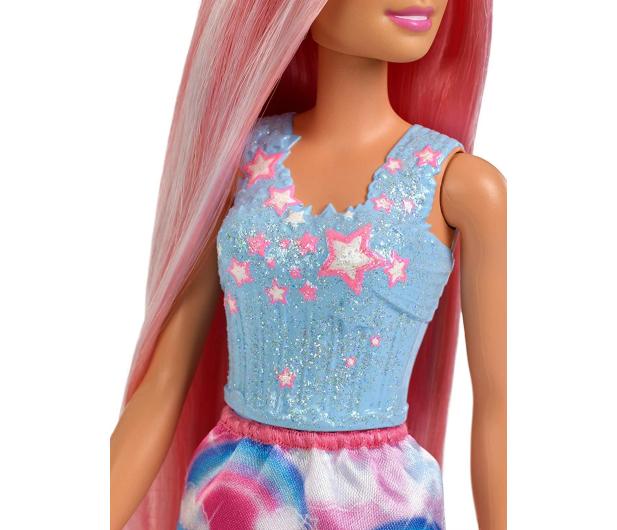 Barbie Fairytale Lalka Księżniczka do czesania  - 471281 - zdjęcie 3