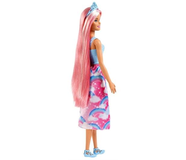 Barbie Fairytale Lalka Księżniczka do czesania  - 471281 - zdjęcie 7