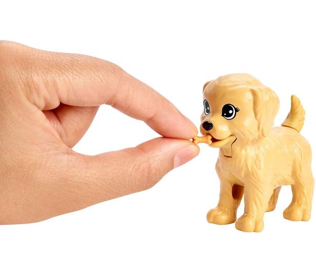 Barbie  Opiekunka piesków zestaw z lalką - 471305 - zdjęcie 2