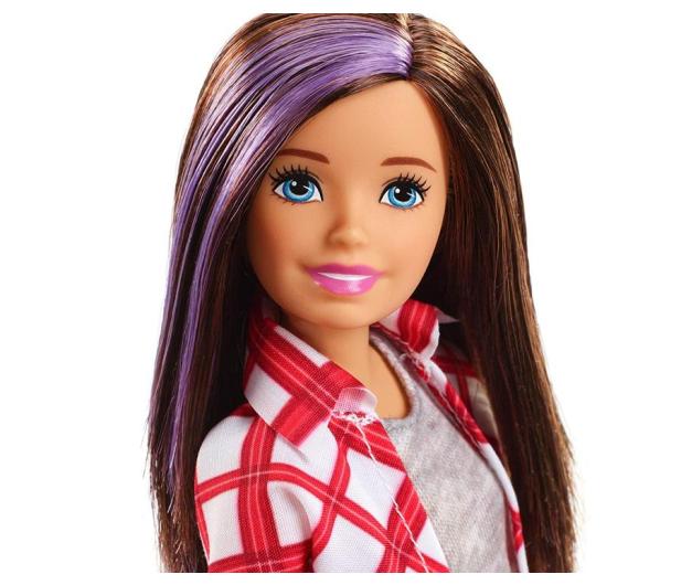 Barbie Lalka Skipper w podróży - 471313 - zdjęcie 3