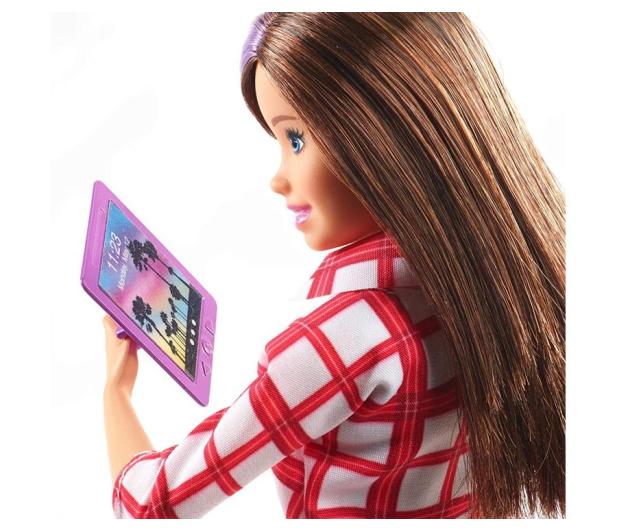 Barbie Lalka Skipper w podróży - 471313 - zdjęcie 4
