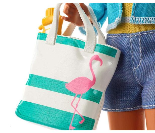 Barbie Lalka Stacie w podróży - 471312 - zdjęcie 4
