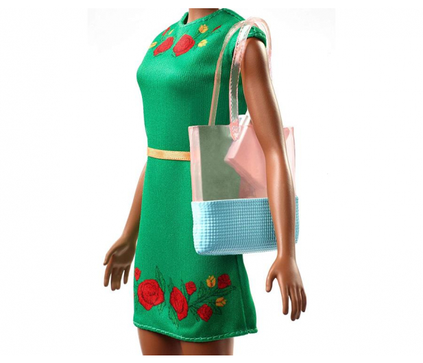 Barbie Lalka Nikki w podróży - 471327 - zdjęcie 4