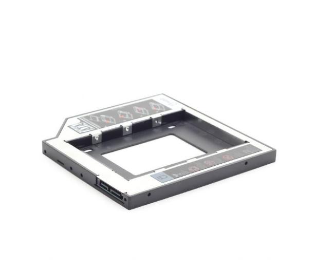 """Gembird Adapter na dysk 2.5"""" do laptopa (slot DVD 12.7mm) - 471278 - zdjęcie 2"""