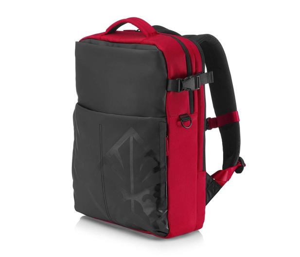HP Omen Gaming Backpack RED - 471106 - zdjęcie