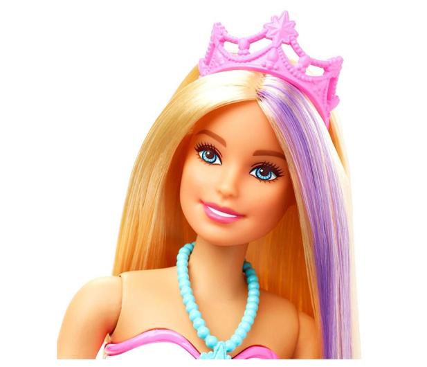 Barbie Crayola Syrenka kolorowa magia - 471294 - zdjęcie 3