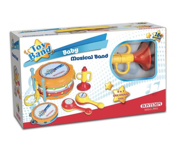 Bontempi Baby Zestaw Instrumentów - 471392 - zdjęcie