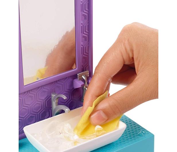 Barbie Ken zestaw z umywalką - 471448 - zdjęcie 3