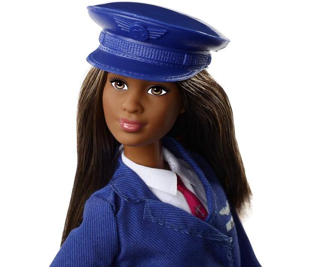 Barbie Kariera 60 urodziny Lalka Pilot - 471407 - zdjęcie 2