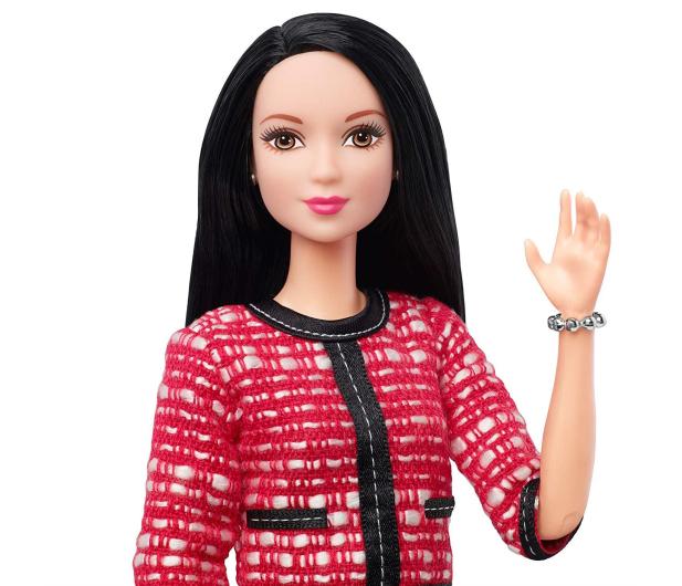 Barbie Kariera 60 urodziny Lalka Polityk - 471412 - zdjęcie 3