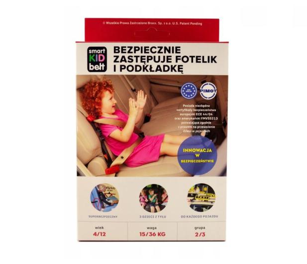 Smart Kid Belt Urządzenie przytrzymujące 15-36 KG - 463036 - zdjęcie 3