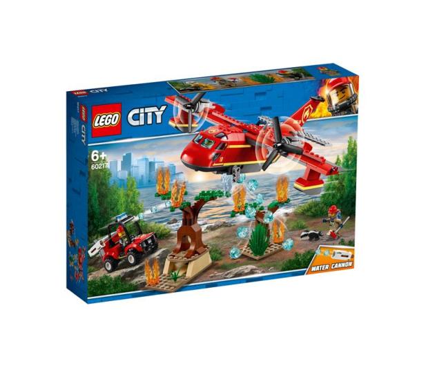 LEGO City Samolot strażacki - 465091 - zdjęcie 1