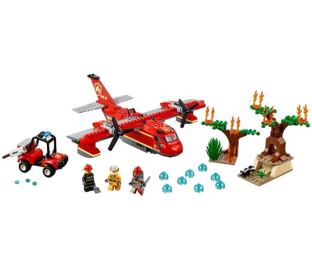 LEGO City Samolot strażacki - 465091 - zdjęcie 2