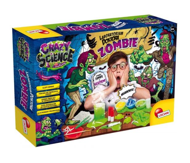 Lisciani Giochi Crazy Science Laboratorium doktora zombie - 521585 - zdjęcie