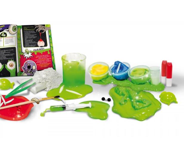 Lisciani Giochi Crazy Science Laboratorium doktora zombie - 521585 - zdjęcie 2
