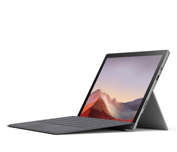Microsoft Surface Pro 7 i5/8GB/128/Win10 Platynowy - 521004 - zdjęcie