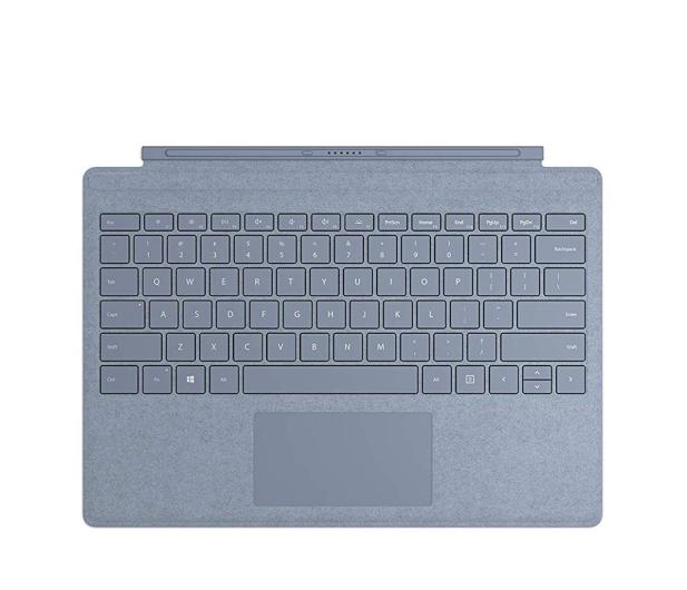 Microsoft Type Cover do Surface Pro (Ice Blue) - 520912 - zdjęcie