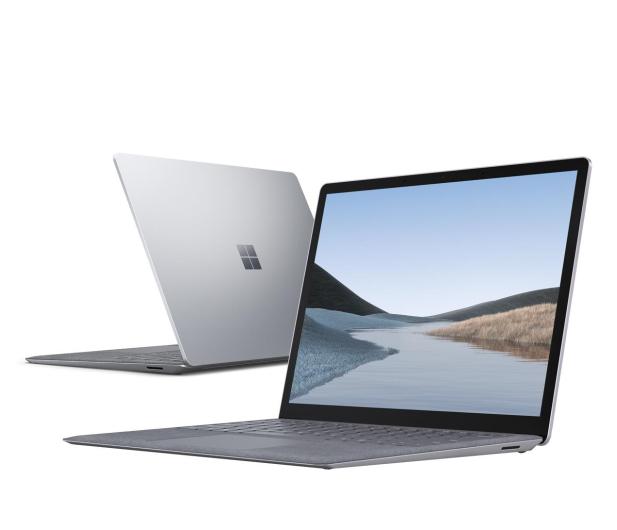 Microsoft Surface Laptop 3 i5/8GB/128 Platynowy - 521016 - zdjęcie