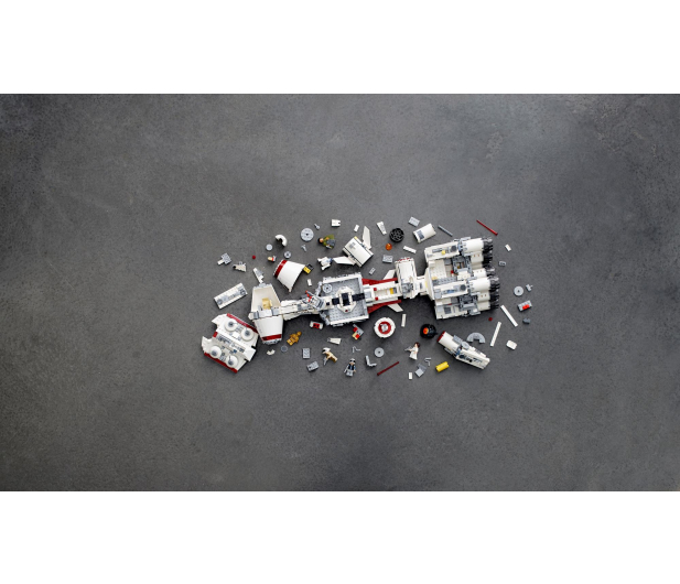 LEGO Star Wars Tantive IV - 522599 - zdjęcie 3