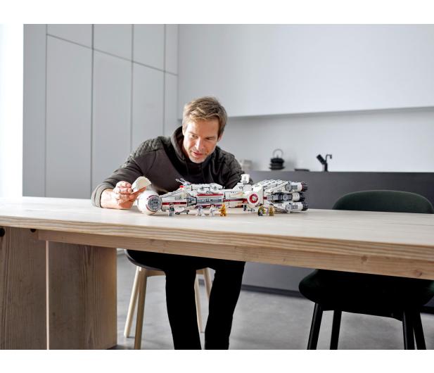 LEGO Star Wars Tantive IV - 522599 - zdjęcie 4