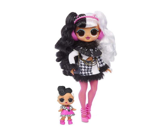 MGA Entertainment L.O.L. Surprise OMG Winter Disco Dollface - 522734 - zdjęcie 1