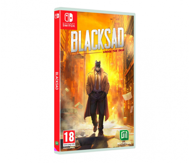 Switch BLACKSAD  - 521798 - zdjęcie