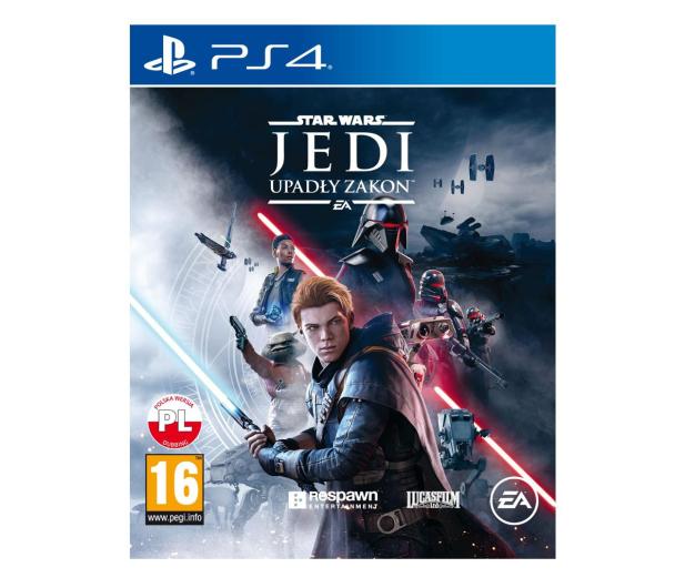 PlayStation STAR WARS JEDI: Upadły Zakon - 493537 - zdjęcie