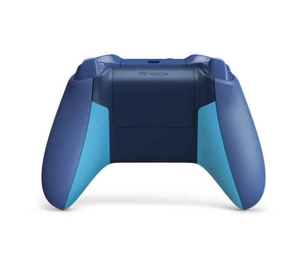 Microsoft Xbox One S Wireless Controller - Sport Blue - 518542 - zdjęcie 3