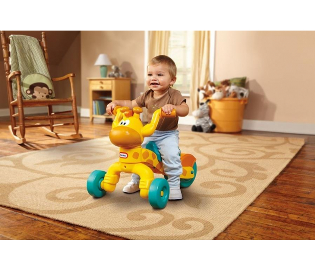 Little Tikes Chodzik dla dzieci – Żyrafa - 519544 - zdjęcie 2