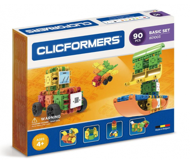 CLICS CLICFORMERS 90 el. 801003 - 524176 - zdjęcie