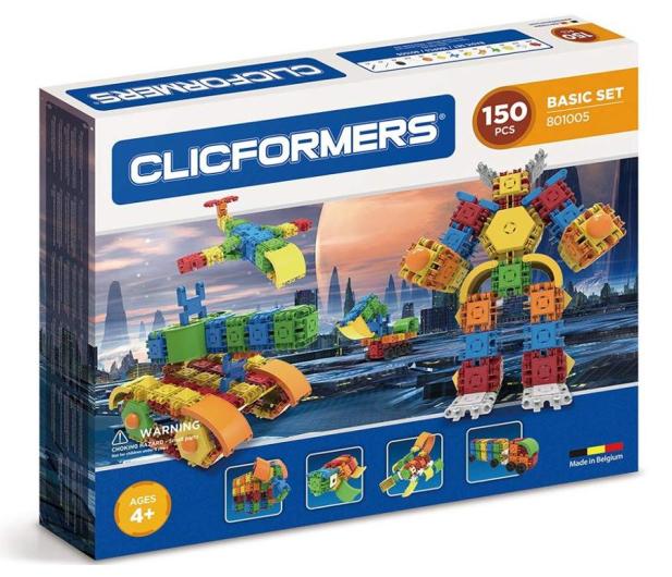 CLICS CLICFORMERS 150 el. 801005 - 524180 - zdjęcie