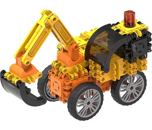 CLICS CLICFORMERS Maszyny budowlane 70el 802001 - 524210 - zdjęcie 4