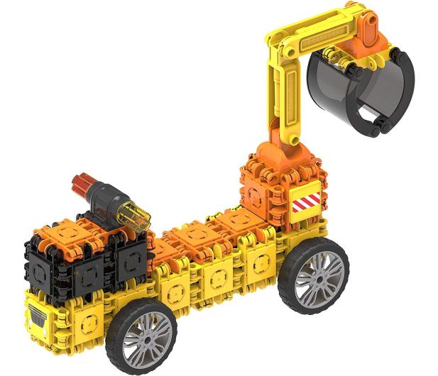 CLICS CLICFORMERS Maszyny budowlane 70el 802001 - 524210 - zdjęcie 7