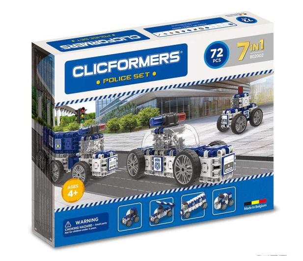 CLICS CLICFORMERS Policja 72 el. 802002 - 524239 - zdjęcie