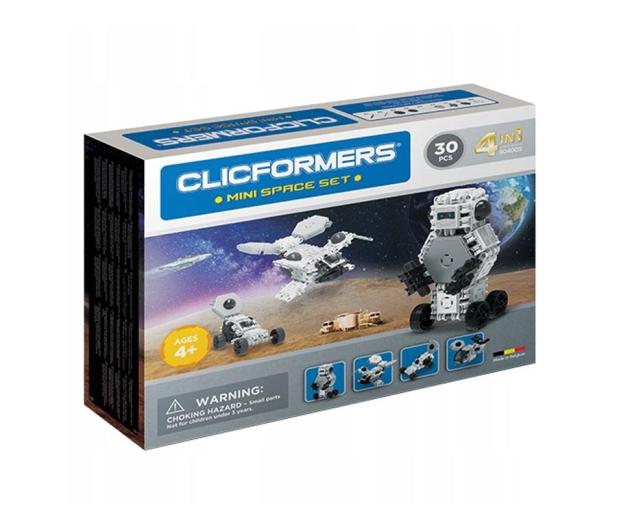 CLICS CLICFORMERS Kosmos 4w1 30el. 804003 - 524245 - zdjęcie