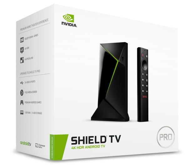 NVIDIA SHIELD TV PRO 2019 - 523248 - zdjęcie 4