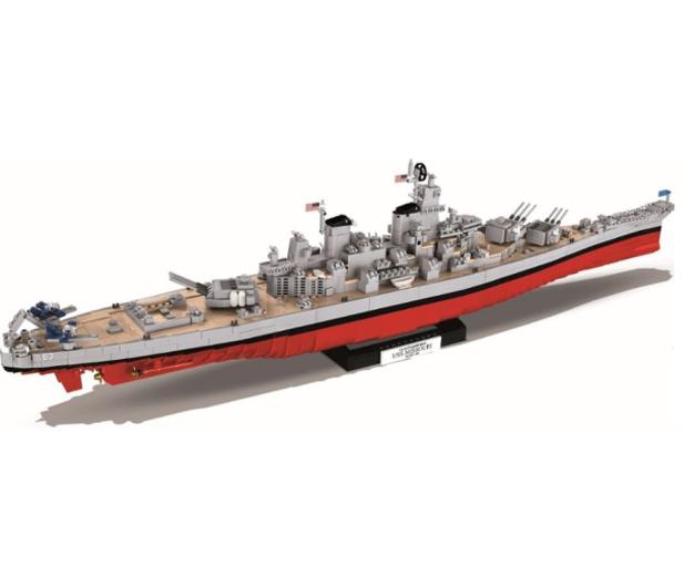 Cobi Small Army Pancernik USS Missouri BB-63 - 524303 - zdjęcie 2