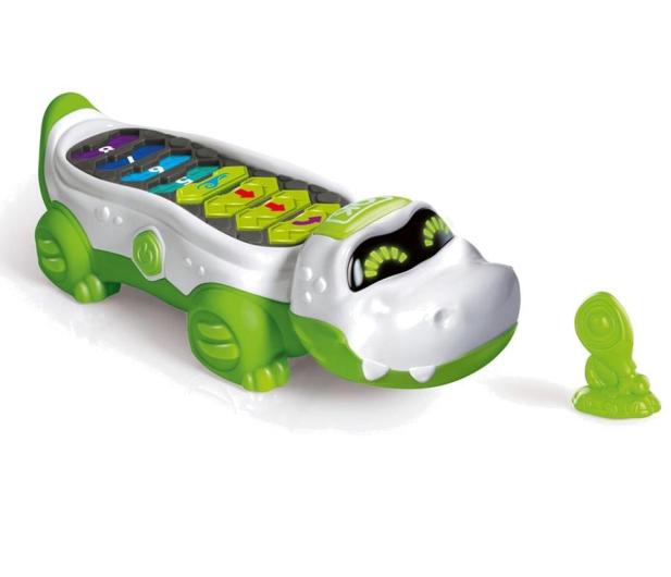 Clementoni  Koko programowalny robot Krokodyl 50108 - 524687 - zdjęcie 2